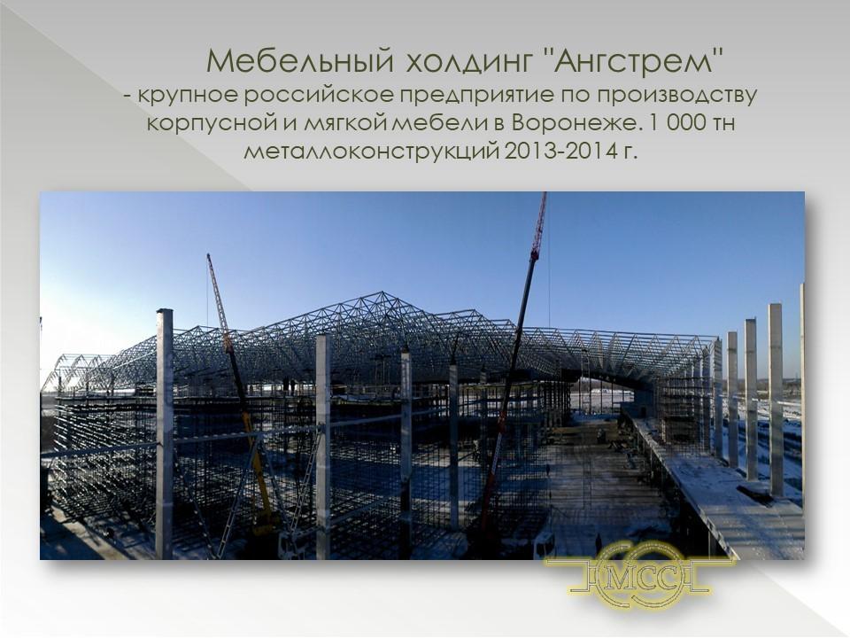 Здание фабрики Ангстрем